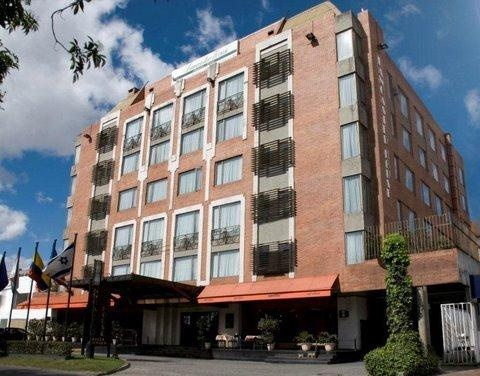 Lancaster House a trendy, seven-story, 4-star hotel in northern Bogota.  Located in the upscale neighborhood of Chico-Navarra, near major business, commercial and residential districts, and only 20 minutes from the International Airport. Ample 1 & 2 bedroom suites, some with terraces. Many families, and business guests needing extra space enjoy staying at this hotel which is known for its great service. #Travel#Places#Hotels#Colombia#Bogota