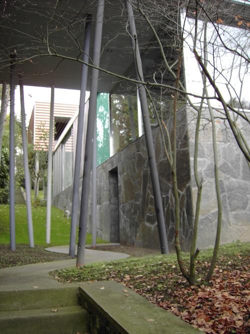 Villa dall ava saint cloud paris france by rem koolhaas for Dall ava parquet