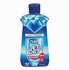 DYI outside window wash: 1/2 bottle of Jet Dry (dishwasher rinse). 4 Tblsp. rubbing alcohol. 1/4 cup ammonia. 1 handful of powdered dish-washer detergent. 2 gal. of hot water. Mix all together and use on outside windows.
