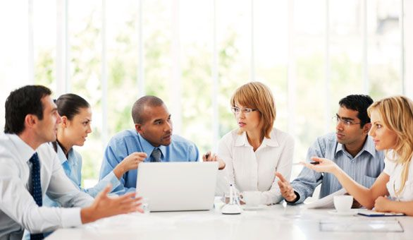 Get More Out of Your Meetings: Tips for Leading More Productive & Efficient Meetings