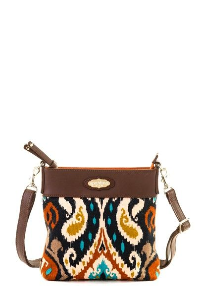 Spartina 449 crossbody hipster purse