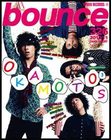 bounce 326号 - OKAMOTO'S
