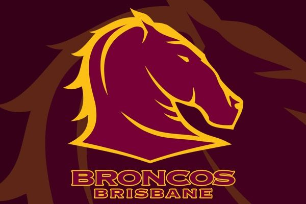 Show your support for the Brisbane Broncos! #nrl #rugby #australia
