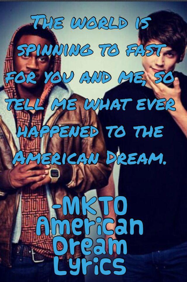 Lyric mkto classic lyrics : 33 best MKTO images on Pinterest | Lyrics, Music lyrics and Song ...