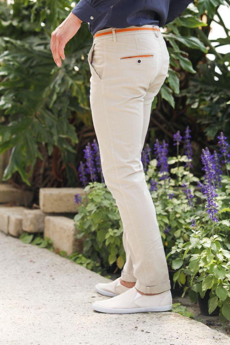 Mason's Man Chino Pants model Torino Summer N3 - Masons