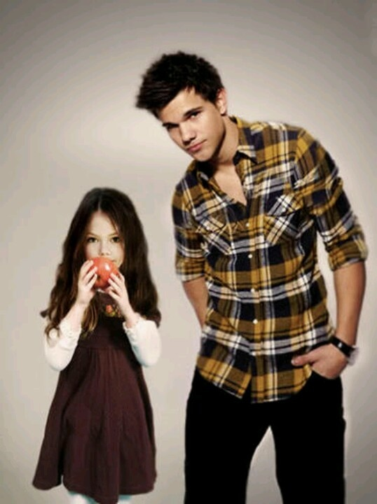 jacob and nessie - photo #19