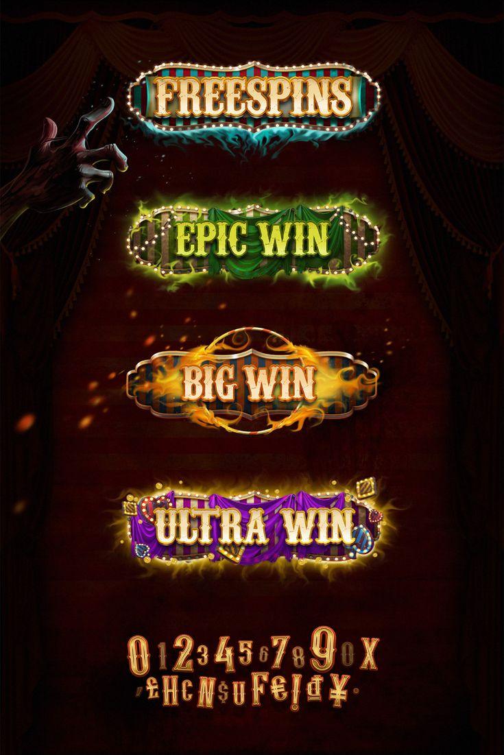 Sinister Circus Slot Machine