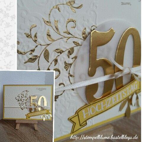 11 best goldene Hochzeit images on Pinterest