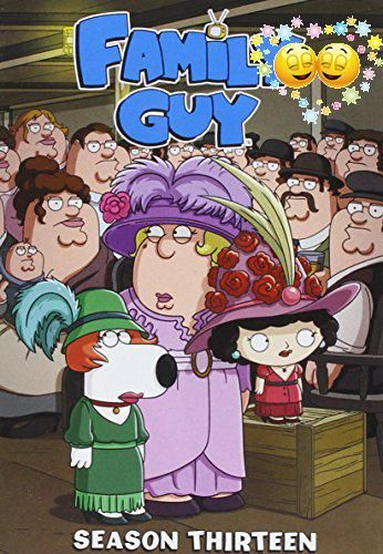 #checkitout Pack your bags for a shipload of #Family Guy fun! Peter goes overboard writing a #children s book, Chris travels to the past for a titanic-sized histo...