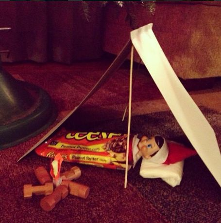 20 Elf on the Shelf Ideas to get your elf inspired!q