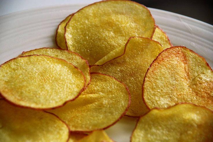 Domáce chrumkavé zemiačiky do mikrovlnky hotové za pár minút!