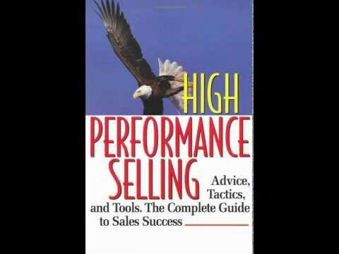 High performance selling success