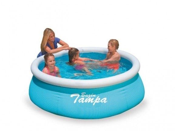 Bazén Tampa 1,83x0,51 bez filtrace - Kliknutím zobrazíte detail obrázku.
