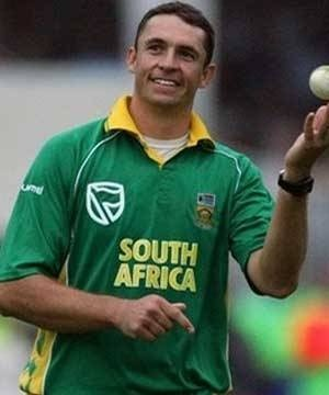Andre Nel, South Africa
