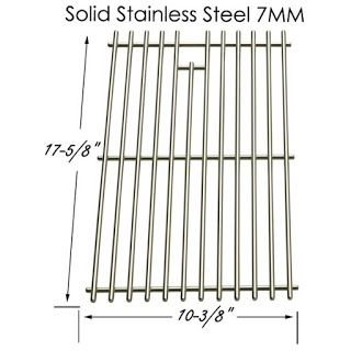 Grillpartszone- Grill Parts Store Canada - Get BBQ Parts, Grill Parts Canada: Grill King Cooking Grid | Replacement Stainless St...