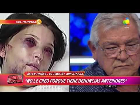 Belen Torres habló con Marcelo Polino