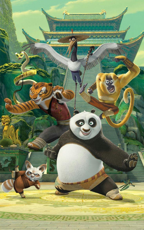 Все картинки кунг фу панда