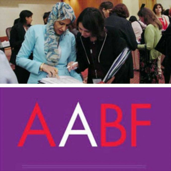 AABF is one of our clients for marketing and events