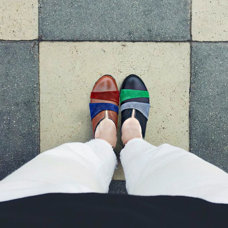 There's plenty of things to do on mornings, why should you force yourself to choose between two different kinds of shoes?