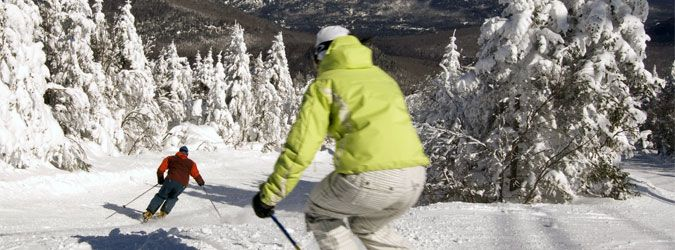 Mont Tremblant is a paradise where ski and snowboard enthusiasts are both spoiled.. http://www.toursdesport.com/-mont-tremblant-canada-ski-vacation-packages-.htm.