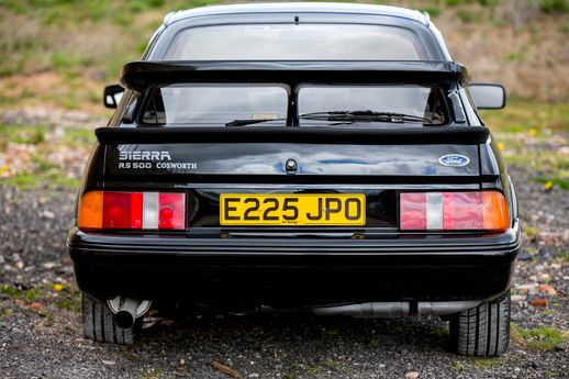 1987 Ford Sierra Cosworth RS500 - Silverstone Auctions