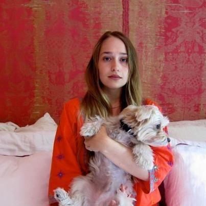 "Jemima Kirke (""Jessa"") by Sabine Heller"