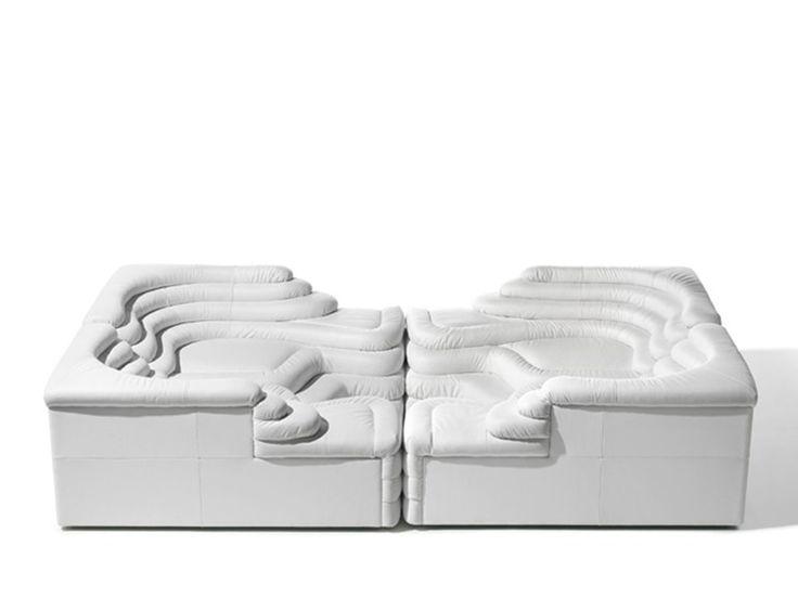 Divano Componibile DS 1025 By De Sede | Design Ubald Klug