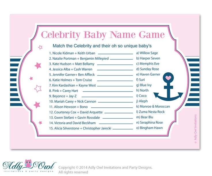 What Is Your Celebrity Name? - BuzzFeed