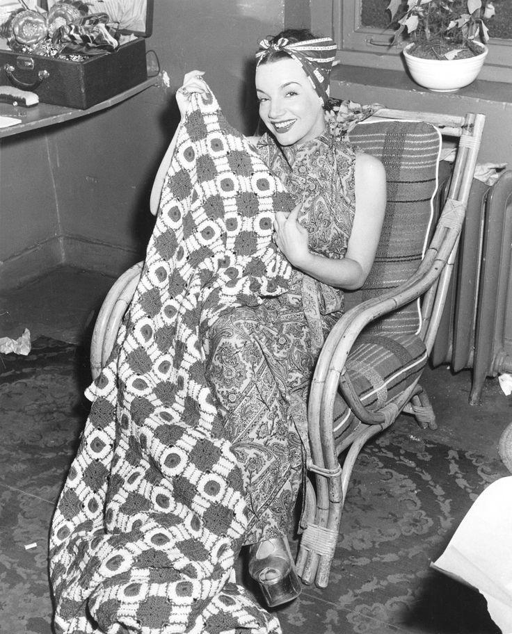 Vintage carmen miranda dress styles