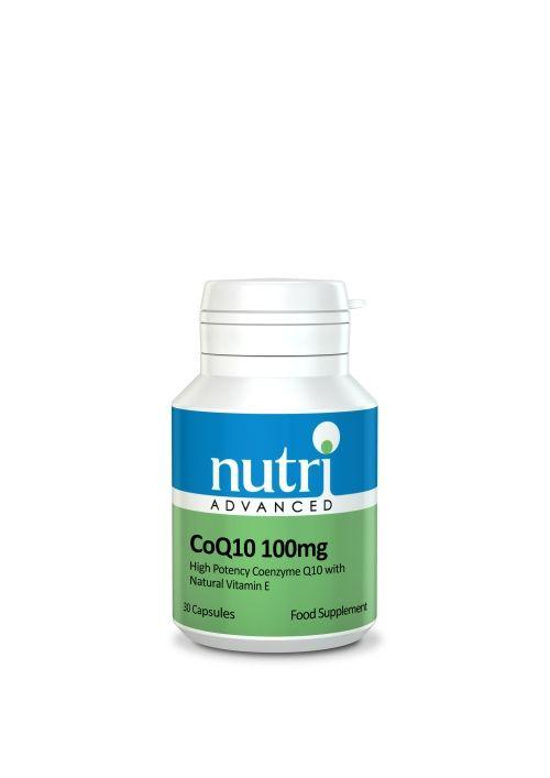 Nutri Advanced - CoQ10 100mg