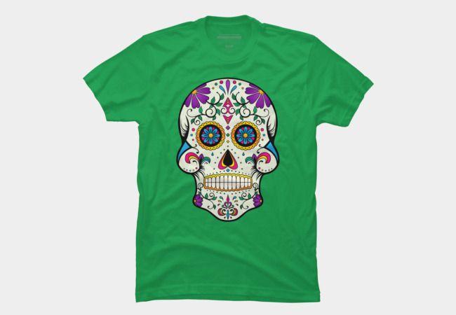 http://www.designbyhumans.com/shop/t-shirt/ornamental-sugar-skull/155966/   #skull #sugarskull #calavera #psychedelic #colourful #ornamental #floral #DBH #designbyhumans #phonecase #design #clothing #fashion #Tees #shirts #Tshirts #hoodies #tanktops #phonecases #art #design #trending #DesignByHuman
