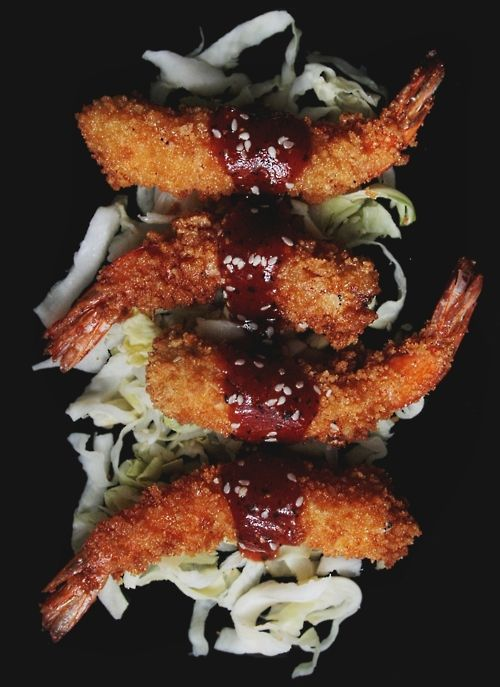 Japanese Fried Shrimp