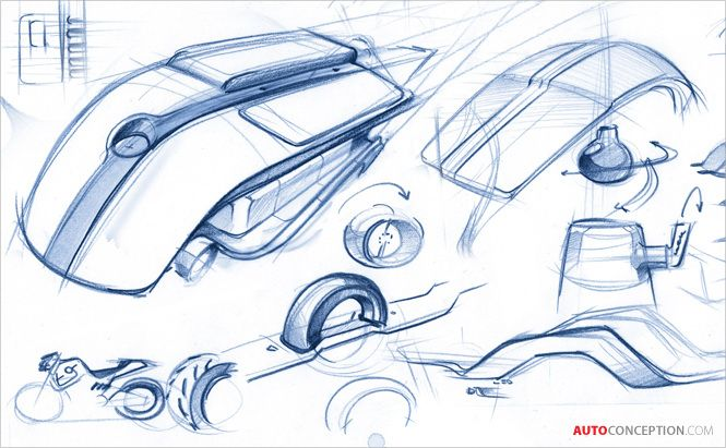 BMW-Group-DesignworksUSA-gaming-Thermaltake-Level-10-M-Mouse-concept-sketches-product-industrial-design-2.jpg (665×411)