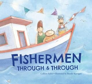 I had no idea what to expect with this one and the story surprised me. I really liked the illustrations. This book is one of the nominees f...