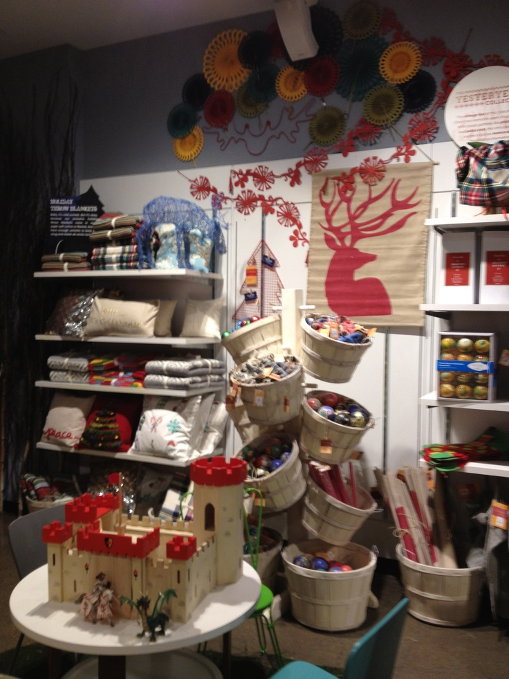 The Land of Nod Pop Up Shop In NYC
