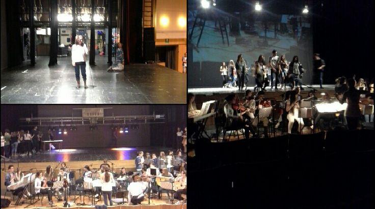 Spettacolo di fine anno, Grease, Liceo Rosmini  Trento