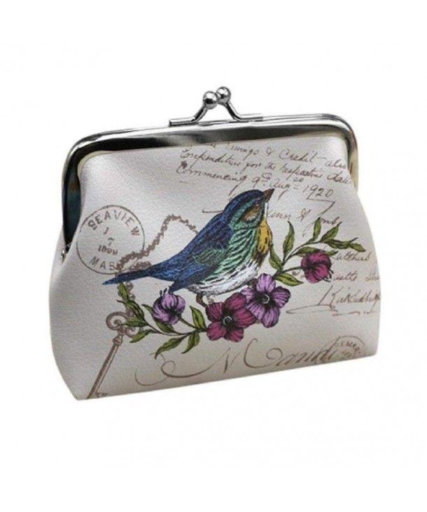 Women's Bags, Clutches & Evening Bags,Coin Purse- Womens Wallet Card Holder Coin…