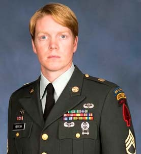 Army Sgt. 1st Class Richard J. Herrema  Died April 25, 2006 Serving During Operation Iraqi Freedom  27, of Jackson, Tenn.; assigned to the U.S. Army Special Operations Command, Fort Bragg, N.C.; killed April 25 when he came under enemy fire during combat operations in Baghdad.