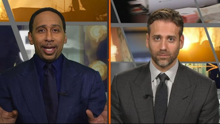 Stephen A. Smith and Max Kellerman make their picks on who will win the NBA Finals.