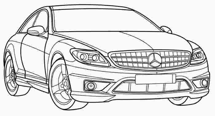 Mercedes Benz Coloring Pages Mercedes Coloring Pages Mercedes Benz