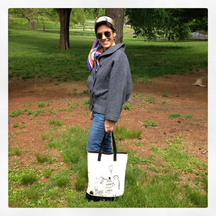 """Limited Edition """"Tote Bag & Silk Ribbon"""" designed by Grecian Chic in collaboration with the greek brand Its All Greek On Me!"""