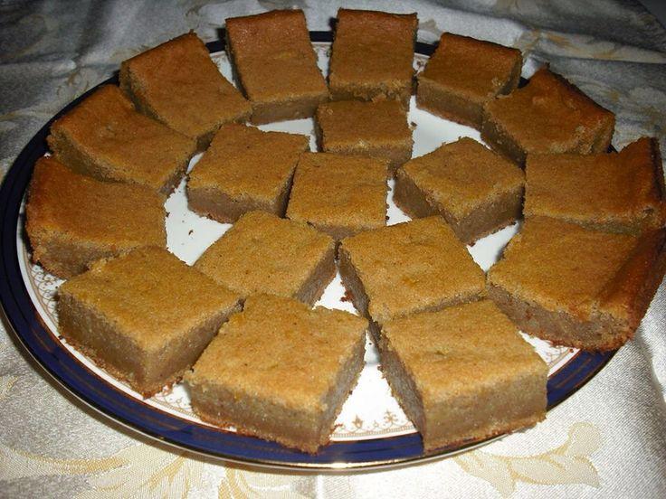 Cassava pone. For the recipe visit : www.gotoguyana.org ...