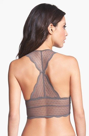 Honeydew Intimates 'Scarlette' Lined Lace Bralette | Nordstrom. Another good option for summer clothes