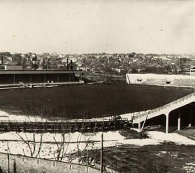 Fenerbahce Stadium 2 / beginning of 1900s