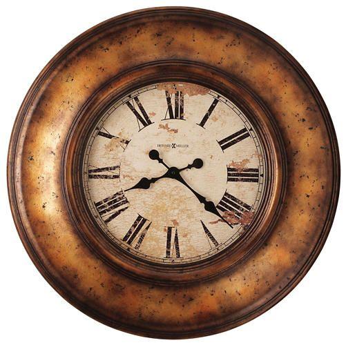 Camden Wall Clock   - Art Van Furniture