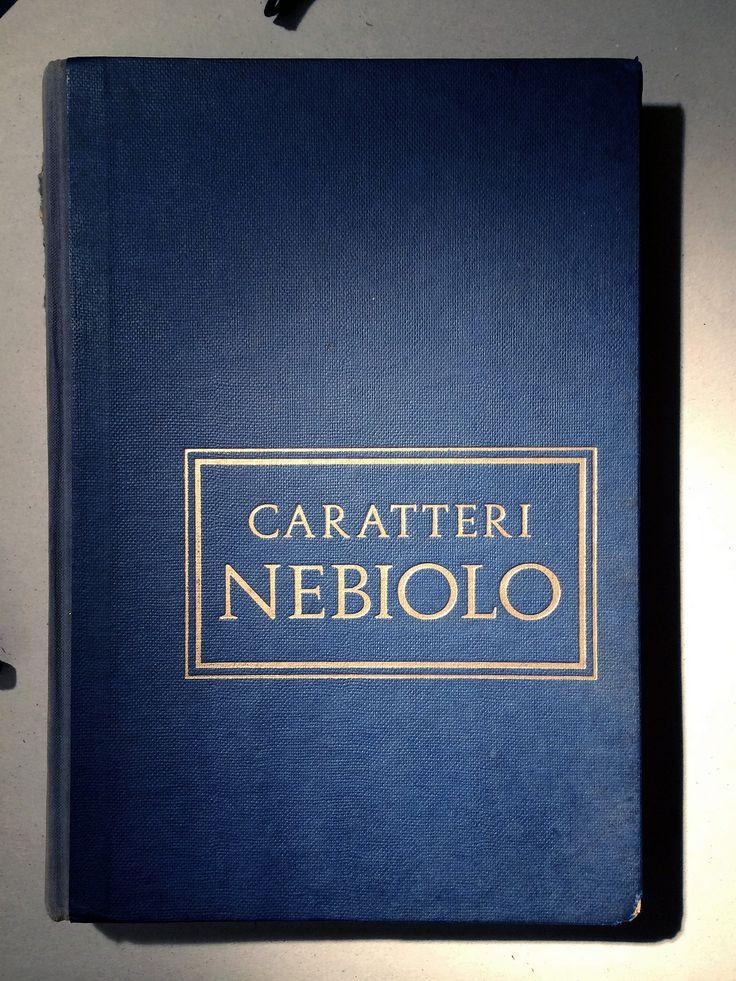 Nebiolo Type Specimen