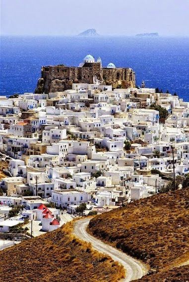 Astypalaia (Greek: Αστυπάλαια, pronounced [astiˈpalea]), called in Italian Stampalia and in Ottoman Turkish İstanbulya (استانبوليه), is a Greek island with 1,334 residents (2011 census)Waterfalls - Google+