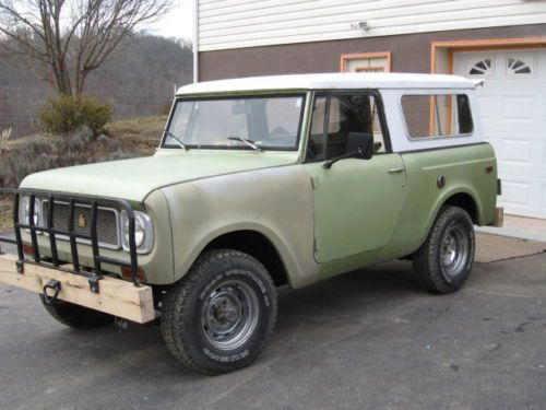 1970 International Harvester Scout, US $4,500.00, image 10