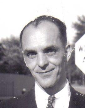 Walter (James) Joseph Francis Marks (Son of Alma Marks) Birth 1914 - Toronto, Ontario, Canada
