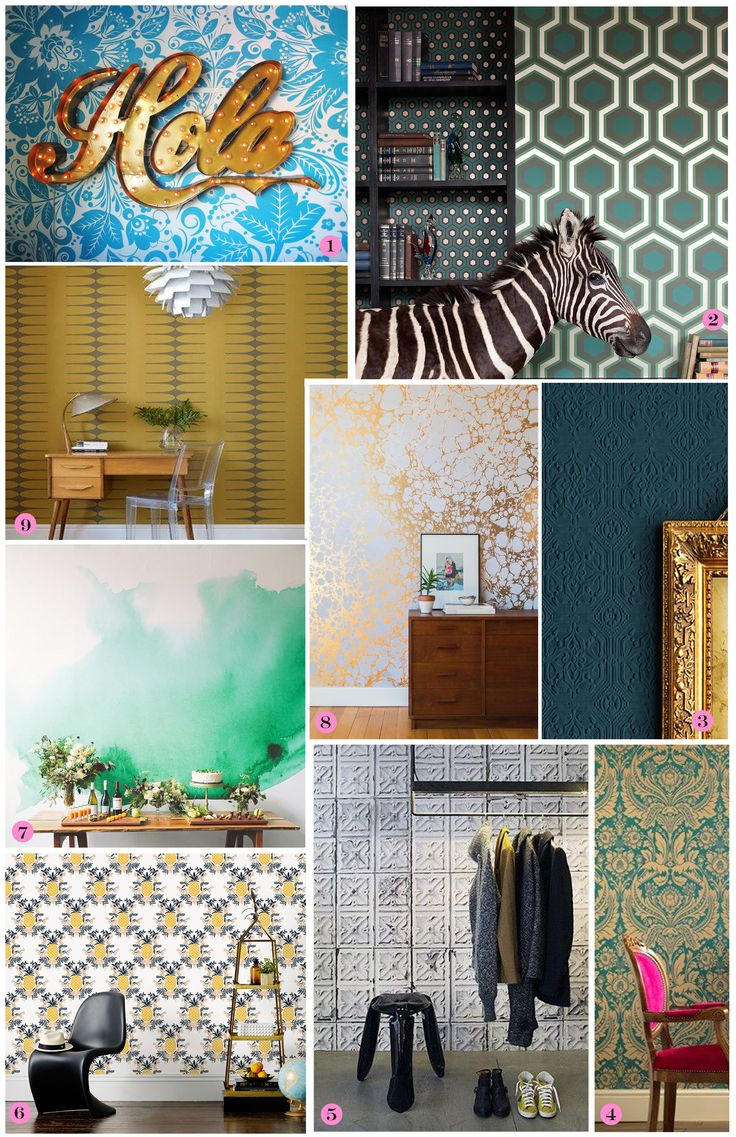 Worlds of Wallpaper | Different Categories of Wallpaper and How to Use them | Paula Ables Interiors Blog | Interior Design | Home Decor